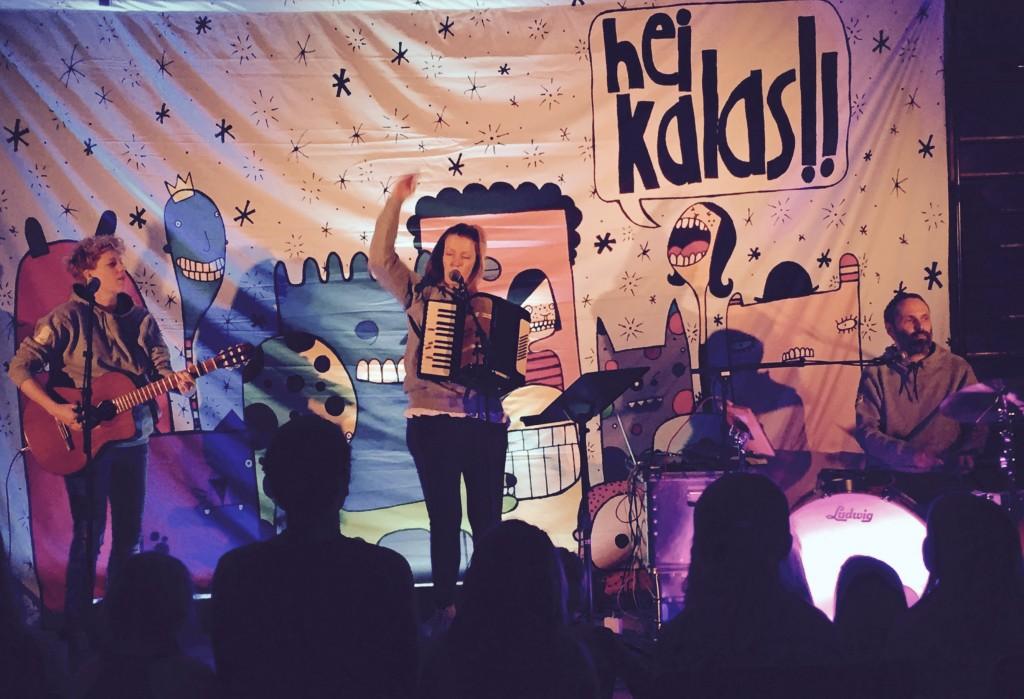 Hei Kalas! på Rikskonsertturné!